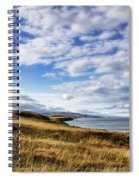House On The Coast Spiral Notebook