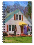 House Proud In Cary Spiral Notebook