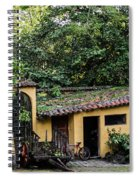 House Suchitoto Spiral Notebook