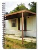 House Trailer Park Spiral Notebook
