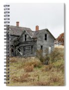 House With A View Spiral Notebook