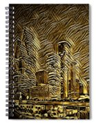 Houston Advantage II Spiral Notebook