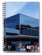 Houston Space Center Spiral Notebook