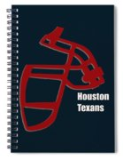 Houston Texans Retro Spiral Notebook