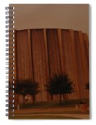 Houston Waterfall Spiral Notebook