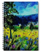 Houyet 68 Spiral Notebook