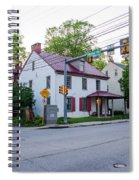 Hovenden House - Plymouth Meeting Pa Spiral Notebook