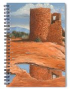 Hovenweep Reflection Spiral Notebook