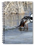 How About A Danece Spiral Notebook