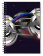 Howard's Way Spiral Notebook