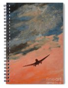 Howl Spiral Notebook
