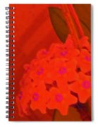 Hoya Spiral Notebook