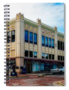 H.s. Kress Five And Dime Store Spiral Notebook