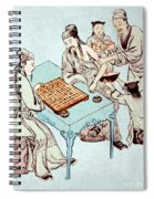Hua Tuo Operating On Juan Kung, 2nd Spiral Notebook