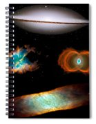 Hubble Greatest Hits Spiral Notebook