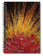 Huckleberry Glow Spiral Notebook