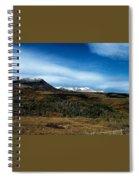 Hudson Bay Divide Spiral Notebook