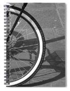 Huffy Shadow Spiral Notebook