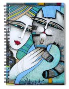 hug Spiral Notebook