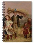 Hugh Collins Spiral Notebook