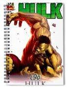 Hulk Spiral Notebook