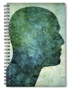 Human Representation Spiral Notebook