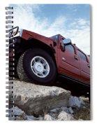 Hummer Spiral Notebook