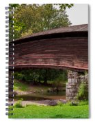 Humpback Bridge Spiral Notebook