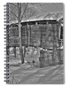 Humpback Bridge Spiral Notebook