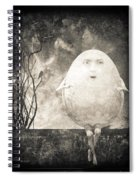 Humpty Dumpty Spiral Notebook