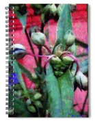 Hungry Mouths Spiral Notebook