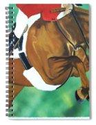 Hunter Jumper Spiral Notebook