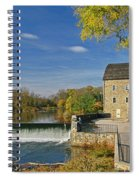Hunterdon  Art Museum Spiral Notebook