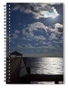 Hunter's Moon Spiral Notebook