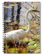 Hunting For Food Spiral Notebook