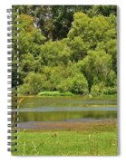 Huntington Beach Central Park II Spiral Notebook