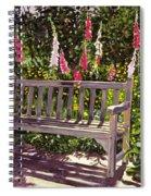 Huntington Spring Spiral Notebook