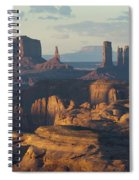 Hunt's Mesa View 7602 Spiral Notebook