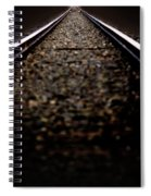 Hurtling Toward Me Spiral Notebook
