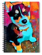 Husky 3 Spiral Notebook