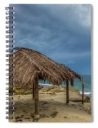 Hut Spiral Notebook
