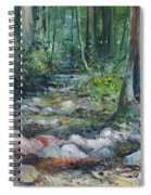 Hutan Perdic Forest Malaysia 2016 Spiral Notebook
