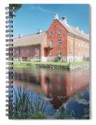 Hviderup Slott Spiral Notebook