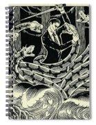 Hydra Spiral Notebook
