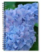 Hydrangea Floral Flowers Art Prints Baslee Troutman Spiral Notebook