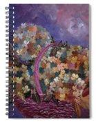 Hydrangeas 45 Spiral Notebook