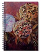 Hydrangeas 880130 Spiral Notebook