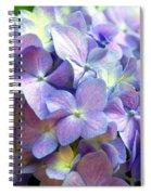 Hydrangena Spiral Notebook