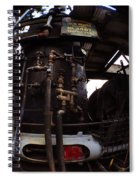 Hydraulic-mechanical Managerie Spiral Notebook