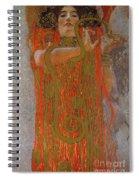 Hygieia Spiral Notebook